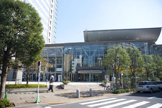 大田区民ホールアプリコ