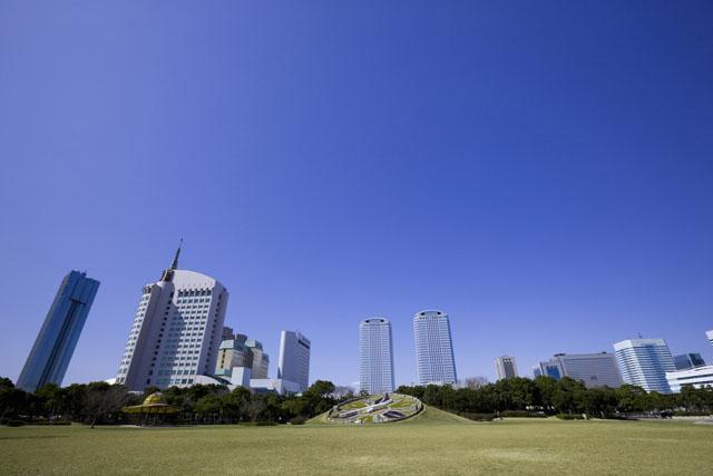 千葉県立幕張海浜公園