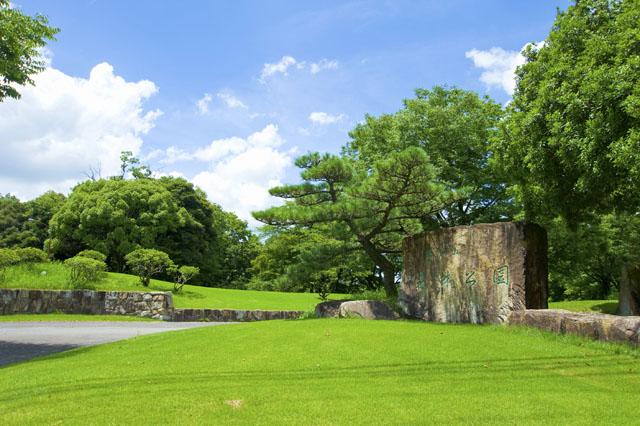 宇都宮市森林公園 古賀志山ハイキングコース