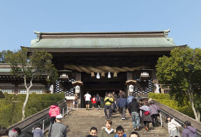 鎮西大社諏訪神社