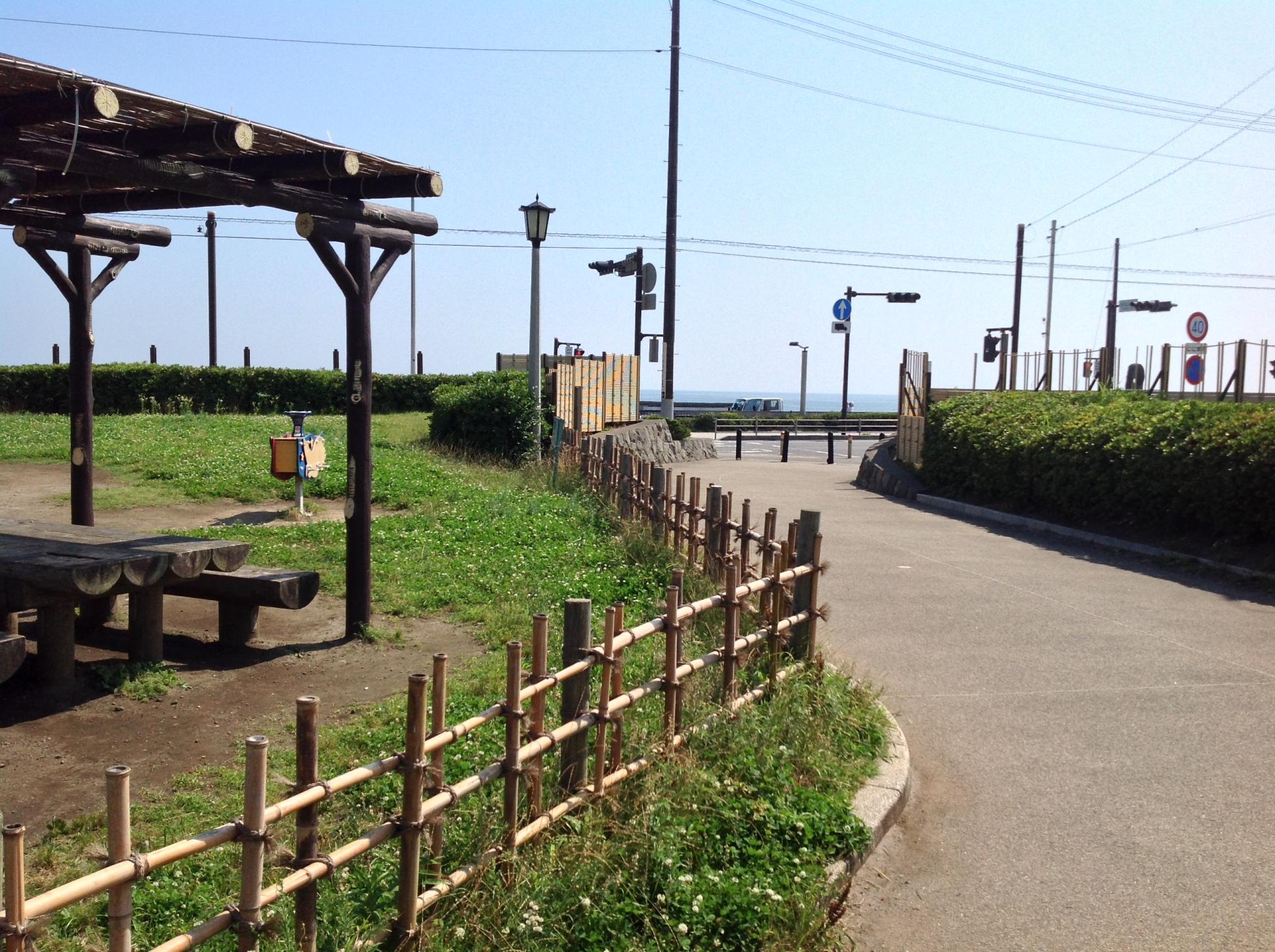 鎌倉海浜公園 由比ガ浜地区