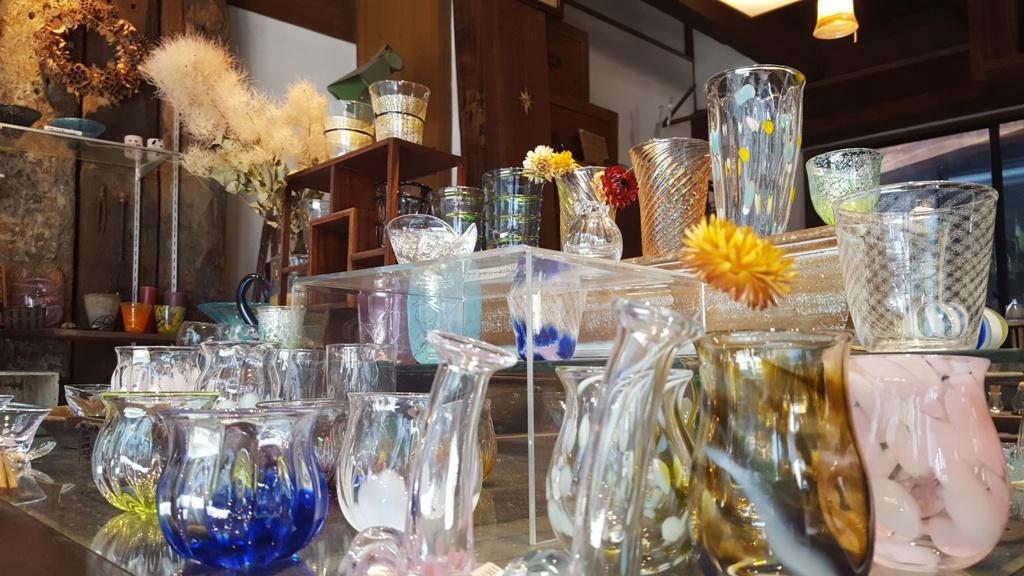 ガラス工房Bluemoon