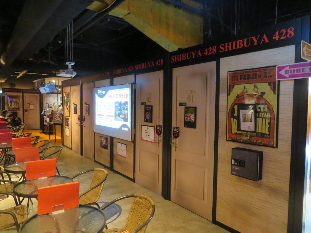 なぞともカフェ渋谷店