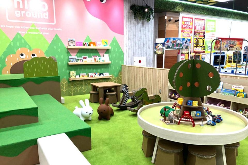 NICOPA & nico ground 所沢店