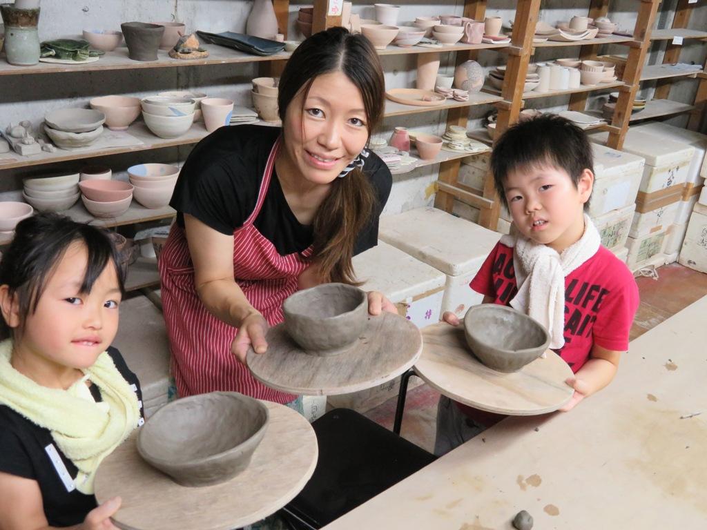 陶芸教室・くにたち自游工房