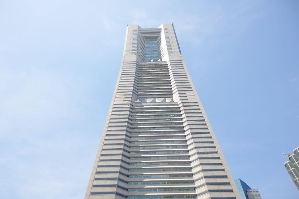 横浜ランドマークタワー スカイガーデン