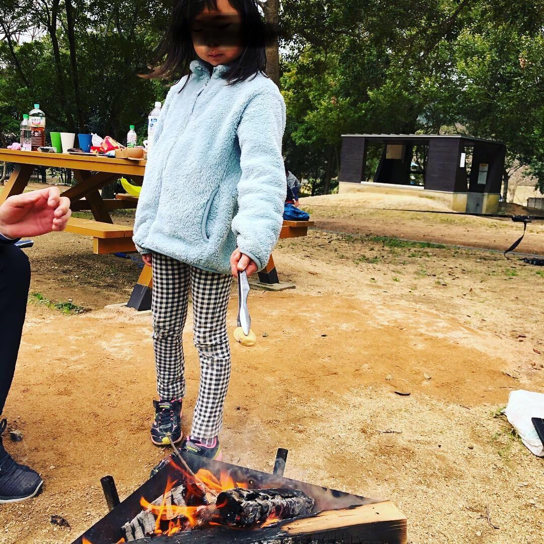 市ノ池公園キャンプ場バーベキューサイト