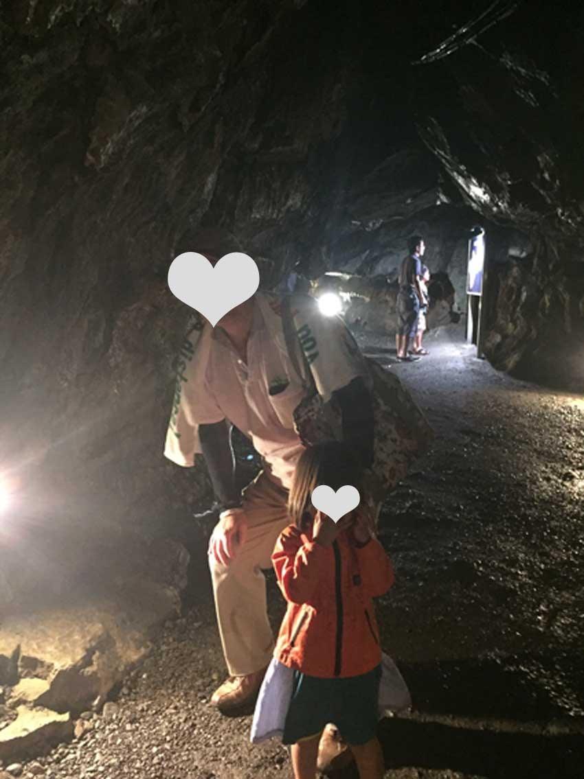 日原鍾乳洞