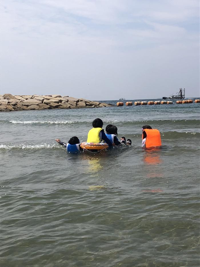 松江海水浴場